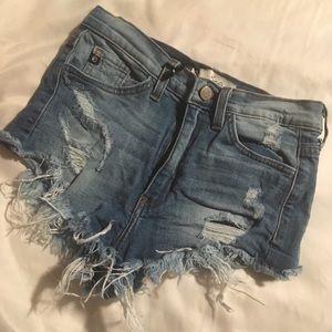 KanCan denim shorts